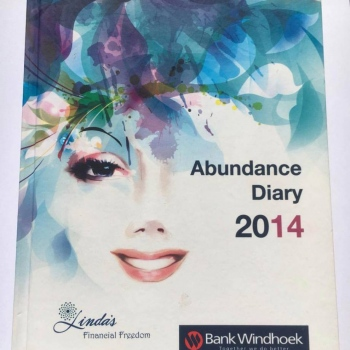 2014 Bank Windhoek Abundance Diary - Hard Cover