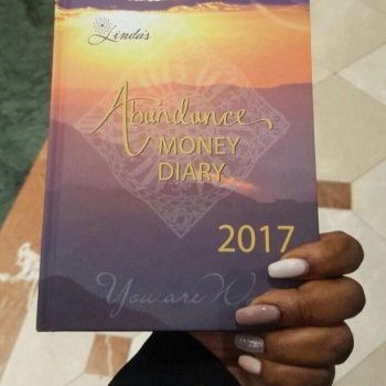 2017 Abundance Money Diary - Hard Cover