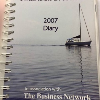 Financial Freedom 2007 Diary - Soft Cover