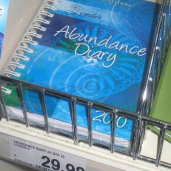 Financial Freedom Abundance Diary 2010 - Soft Cover