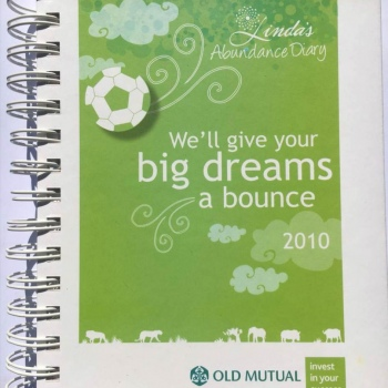 2010 Old Mutual Abundance Diary - Soft Cover