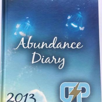 2013 Oshakati Premier Electric Abundance Diary - Hard Cover