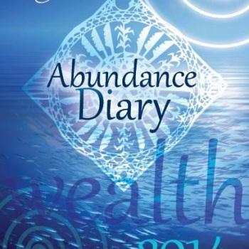 2014 Abundance Diary - Blue