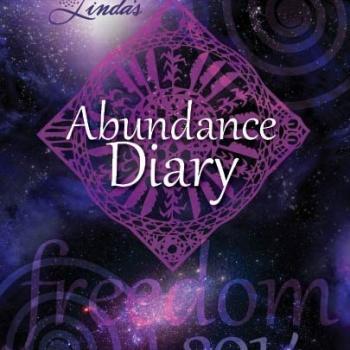 2014 Abundance Diary - Purple