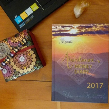 2017 Abundance Money Diary - Hard Cover