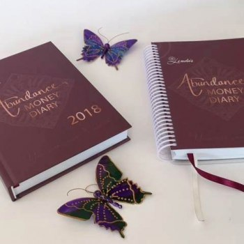2018 Abundance Money Diary - Hard & Soft Cover