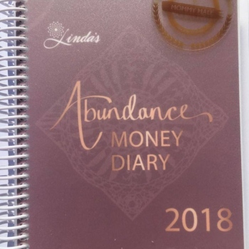 2018 Mommy Mall Abundance Diary - Soft Cover