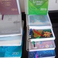 2019 - 2007 Abundance Money Diary - Soft Cover