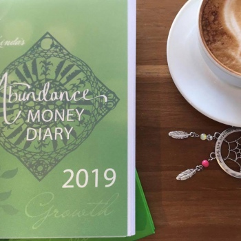 2019 Abundance Money Diary - Hard & Soft Cover