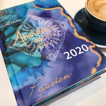 2020 Abundance Money Diary - Hard Cover