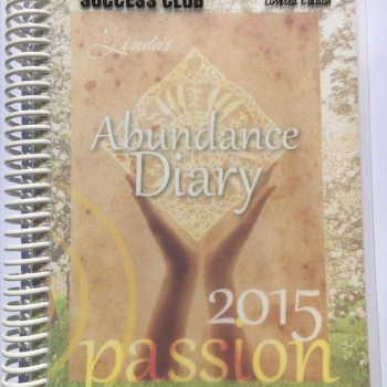 2015 Real Success Club Abundance Diary - Soft Cover