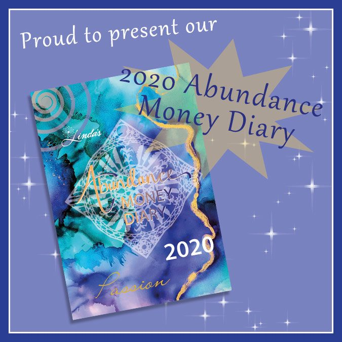 Proud to present our 2020 Abundance Money Diary