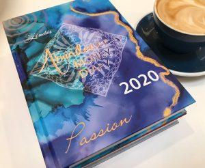 2020 Abundance Diary - Hard Cover