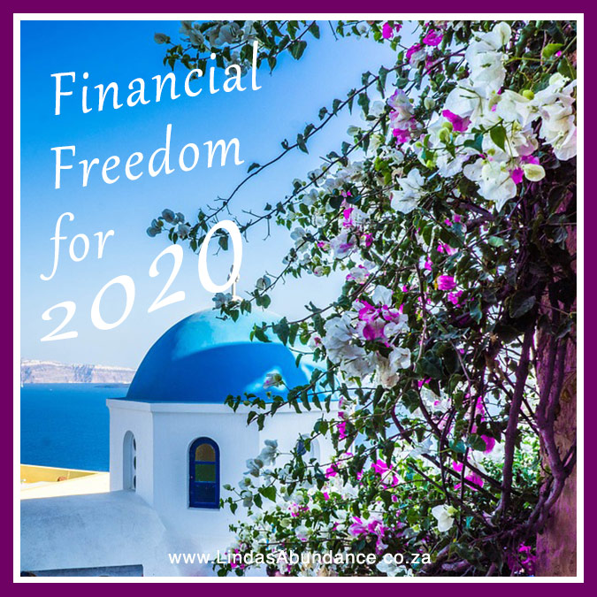 Financial Freedom for YOU!