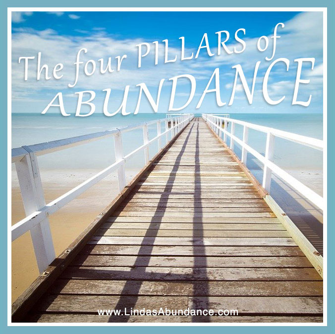 The four PILLARS of ABUNDANCE