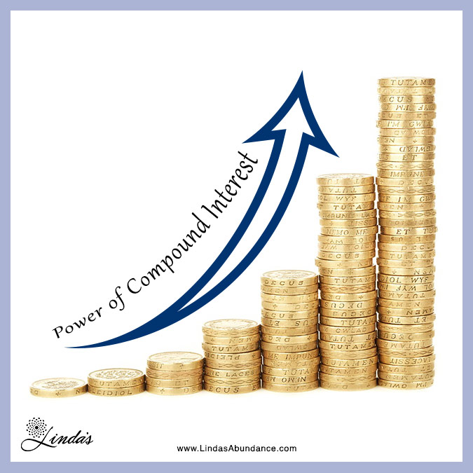 Compound Interest and why it must work FOR you!