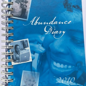 2010 Telecom Abundance Diary - Soft Cover