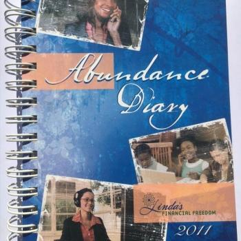 2011 Telecom Abundance Diary - Soft Cover