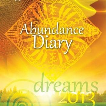 2013 Abundance Diary - Gold