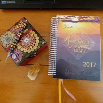 2017 Abundance Money Diary - Soft Cover