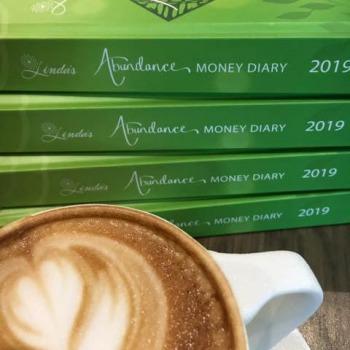 2019 Abundance Money Diary - Hard Cover