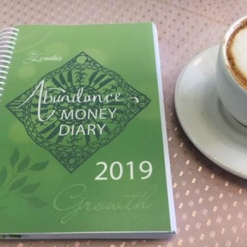 2019 Abundance Money Diary - Soft Cover