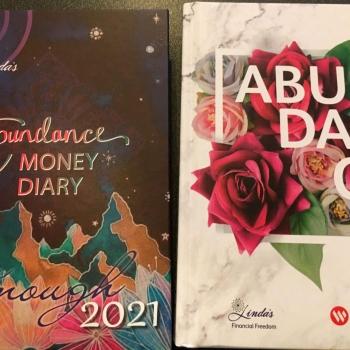 2021 Bank Windhoek & Abundance Money Diary - Hard Cover
