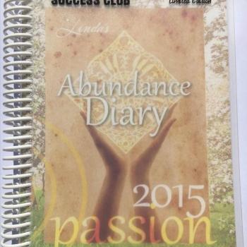 2015 Real Success Club Abundance Diary - Soft Cover