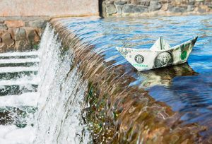 Are you allowing money to flow to you?