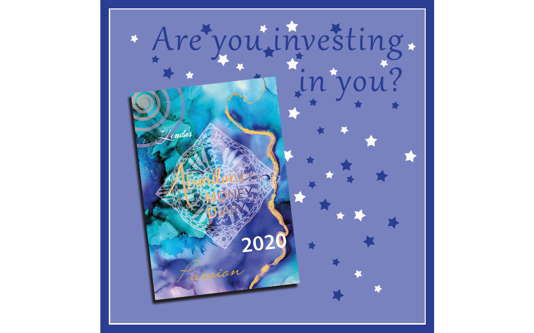 Are you INVESTING in YOU?