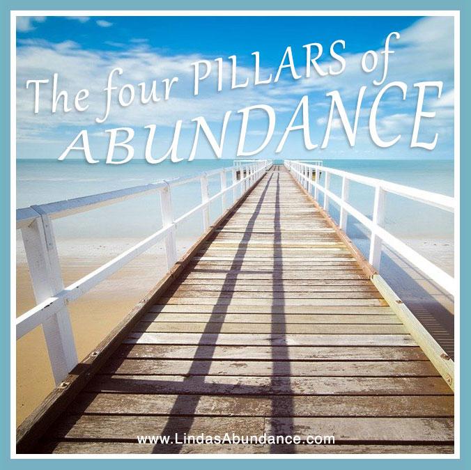The four PILLARS of ABUNDANCE